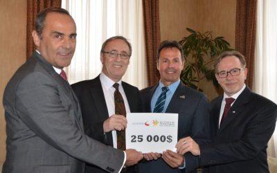 Nouvelle bourse pour l'entrepreneuriat offerte par Société Laurentide